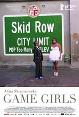 Game Girls Movie Poster