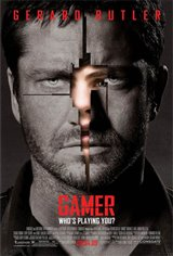 Gamer Movie Poster