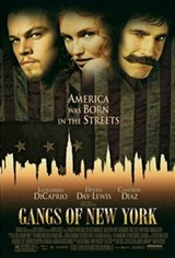 Gangs Of New York Movie Poster Movie Poster