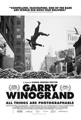 Garry Winogrand: All Things are Photographable Affiche de film