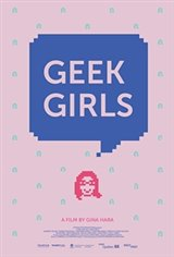Geek Girls Movie Poster