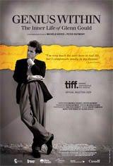 Genius Within: The Inner Life of Glenn Gould Movie Poster