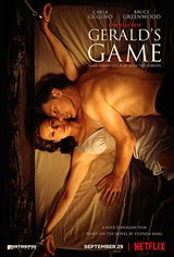 Gerald's Game (Netflix) Movie Poster