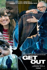 Get Out Movie Poster Movie Poster
