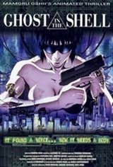 Ghost in the Shell (1995) Movie Poster