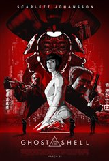 Ghost in the Shell: An IMAX First Look Fan Event Movie Poster