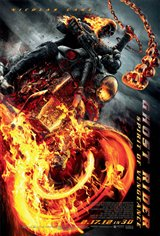 Ghost Rider: Spirit of Vengeance 3D Movie Poster
