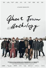Ghost Town Anthology (Toronto) Poster