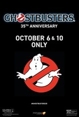 Ghostbusters (1984) 35th Anniversary Affiche de film