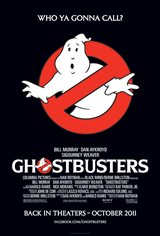 Ghostbusters (1984) Movie Poster Movie Poster