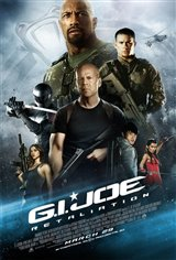 G.I. Joe: Retaliation 3D Movie Poster