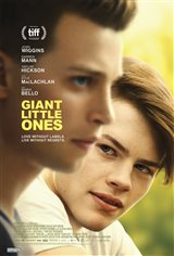 Giant Little Ones Affiche de film
