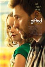 Gifted (v.o.a.) Affiche de film