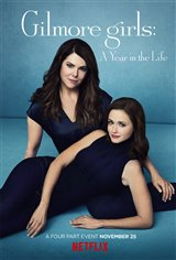 Gilmore Girls: A Year in the Life (Netflix) Affiche de film