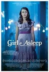 Girl Asleep Movie Poster