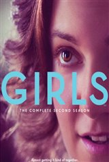 Girls: The Complete Second Season Movie Poster