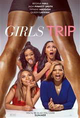 Girls Trip (v.o.a.) Affiche de film