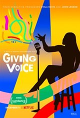 Giving Voice Movie Poster