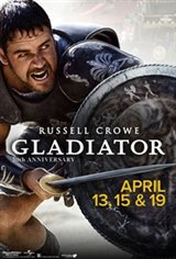 Gladiator 20th Anniversary Large Poster