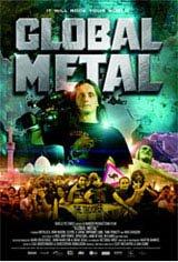 Global Metal Movie Poster