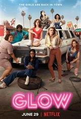 GLOW (Netflix) Movie Poster
