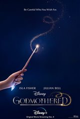 Godmothered (Disney+) Poster