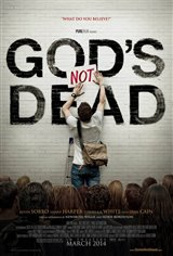 God's Not Dead Movie Poster Movie Poster