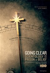 Going Clear: Scientology and the Prison of Belief (v.o.a.) Movie Poster