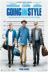 Going in Style Movie Poster Movie Poster