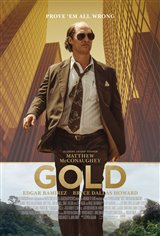 Gold (2017) Movie Poster Movie Poster
