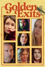 Golden Exits Large Poster