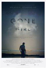 Gone Girl Movie Poster