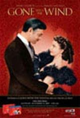 Gone With the Wind in HD Movie Poster