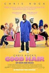 Good Hair Large Poster