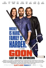 Goon: Last of the Enforcers Movie Poster Movie Poster