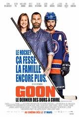 Goon : Le dernier des durs à cuire Affiche de film