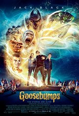 Goosebumps 3D Movie Poster