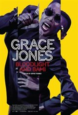 Grace Jones: Bloodlight and Bami Affiche de film