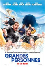 Grandes personnes Movie Poster
