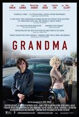 Grandma (v.o.a.) Affiche de film