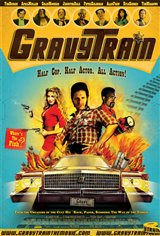 GravyTrain Movie Poster Movie Poster