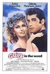 Grease Affiche de film