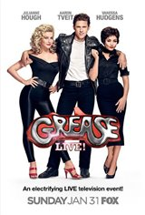 Grease Live! Movie Poster Movie Poster