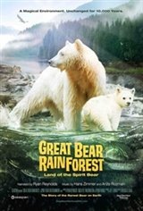 Great Bear Rainforest 3D Affiche de film