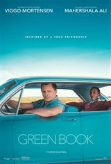 Green Book Movie Poster Movie Poster
