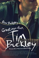 Greetings from Tim Buckley Movie Poster