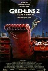 Gremlins 2: The New Batch Movie Poster