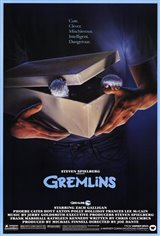Gremlins (v.f.) Affiche de film