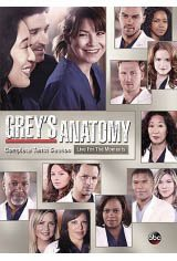 Grey's Anatomy: The Complete Tenth Season Movie Poster