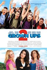 Grown Ups 2 Movie Poster